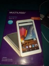 Tablet Multilaser M7 3G Plus- retirada de peças ou conserto