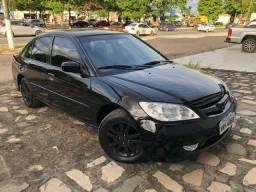Honda Civic LX - automático