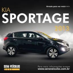 Sportage EX2 2.0 Aut 2013