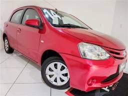 Título do anúncio: Toyota Etios 2014 1.5 Xs Couro + /  Mecânico / Flex