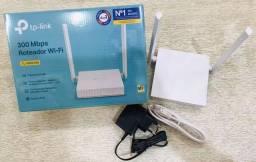 Título do anúncio: Roteador TP-Link TL-WR829N - Wireless - 300 MBPS - 2 Antenas - Branco