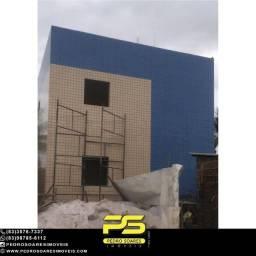 Apartamento com 3 dormitórios à venda, 60 m² partir de R$ 145.000 - Mangabeira - João Pess