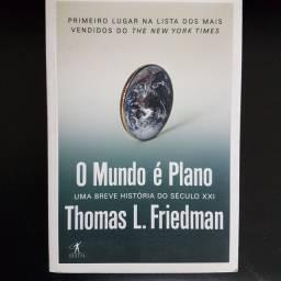 O Mundo é Plano (Thomas Friedman)