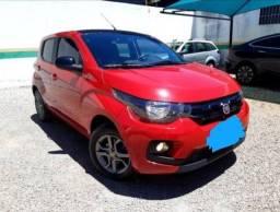 Título do anúncio: Fiat Mobi 2018 parcelas de R$667,46
