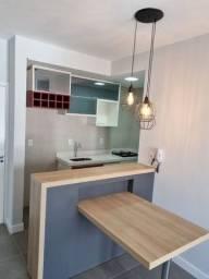 Apartamento com 2 dormitórios para alugar, 50 m² por R$ 1.420/mês - Residencial Santa Giov
