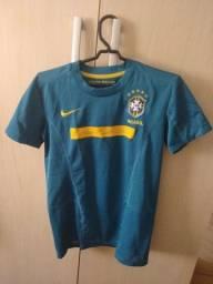 Camisa Feminina Original   Seleção Brasileira #M
