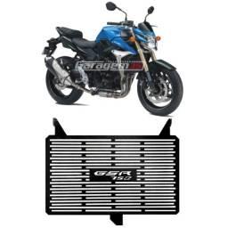 Tela Grade Protetor de Radiador Xj6 Hornet Gsr 750 cb500 nc700 z800 ninja 300