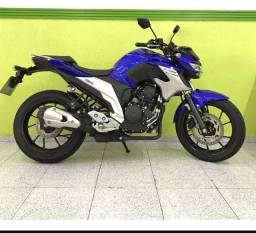 Yamaha Fazer 250 ( Entrada + Boleto )
