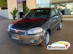 Fiat Siena EL 1.0 Cinza
