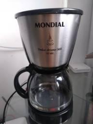 Título do anúncio: Vendo Cafeteira Mondial Inox