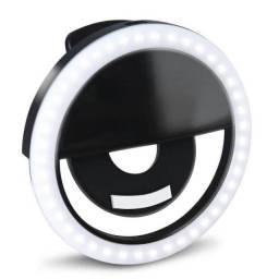 Ring Light / Luz de Selfie Portátil para Celular