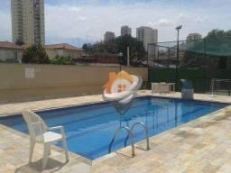Apartamento com 2 dormitórios para alugar, 53 m² por R$ 1.400,00/mês - Santana - São Paulo