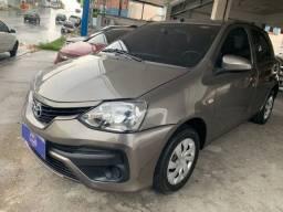 Título do anúncio: Toyota Etios X 1.3