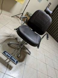 Cadeira de Barbeiro Barbearia