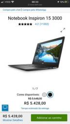 Notebook Dell Inspiron i15-3583-A30P