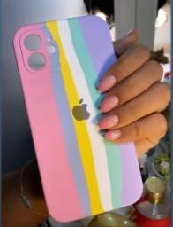 Capas cases para todos os tipos de iPhone.