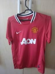 Camisa Feminina Original   Manchester United #M