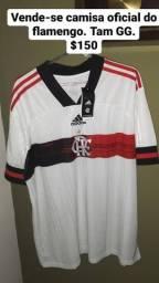 Título do anúncio: Camisa Flamengo TAM GG.