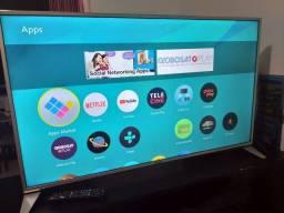 Tv Panasonic Smart 49 polegadas.
