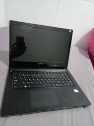 Título do anúncio: Notebook Lenovo p retirada de peças