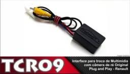 Interface De Câmera De Ré Renault - Tcr09