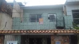 Aluguel dos altos de uma casa no Guamá, excelente custo benefício
