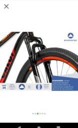 Vendo bicicleta Nova!!!!