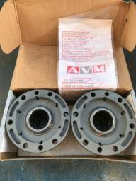 Roda Livre AVM 421HP Manual Reforçada para Troller T4 2002 em diante.