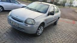 Clio 1.0 2001 Completo ( Financia 100%)