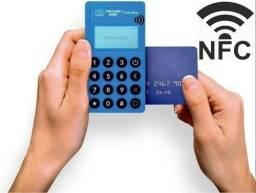 Maquineta de Cartão Bluetooth Mercado Pago C/Aproximação