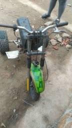Vendo projeto de triciclo