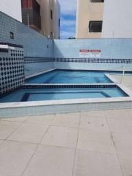 Apartamento nos bancários com piscina, salão de festas e academia