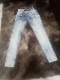Calça jeans 38 troco