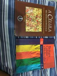 Título do anúncio: Livros de Biologia em perfeitas condições