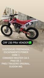 CRF 230 2018