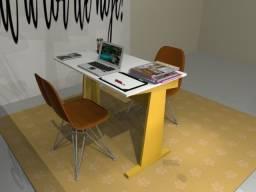 Mesa de Estudo em Madeira Maciça OBS: Vendas Via Whatsapp 75- * . Gil