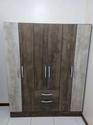 Guarda roupa / roupeiro 6 portas