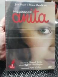Coleção de Dvds Presença de Anita