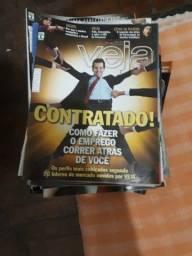 Lote de revistas da foto
