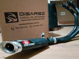 Título do anúncio: Escapamento Dinarsz MT03 2021