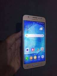 Vendo Galaxy J5 Duos - Aceito Cartão