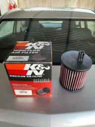 Filtro K&N Chevrolet Cruze 1.4 Turbo 17 18 19 20