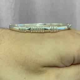 Bracelete Pulseira Prata 925