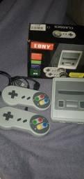 Mini Nintendo  com 620