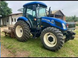 Trator NEW HOLLAND TL