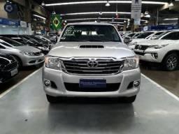 Toyota Hilux 3.0 Diesel 4x4 srv - 2014