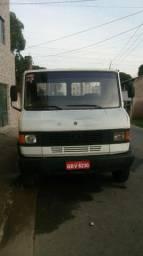 Caminhão 709 ano 1991 carroceria - 1991