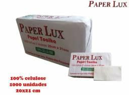 Papel Toalha BRANCO 100% Celulose interfolha