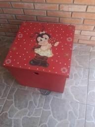 Caixa para brinquedos