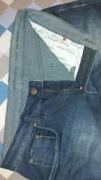 Calça jeans Calvin Klein nova original 42 preço baixíssimo pra hoje.